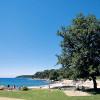 Strand Porec Kroatien