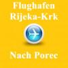 Flughafen-Rijeka-Krk-Porec