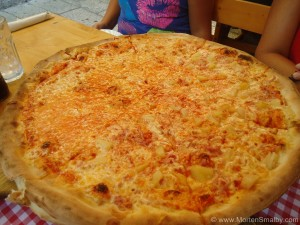 Pizza Kroatien