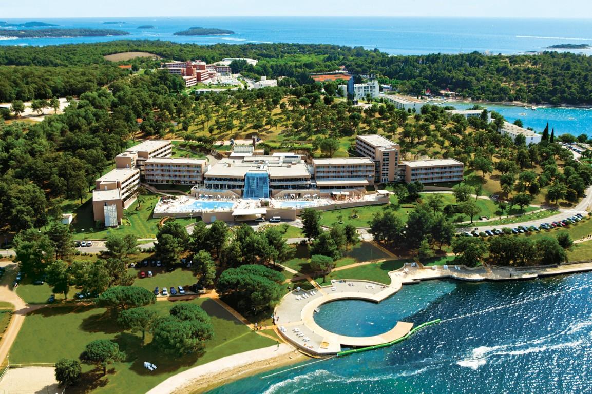 Hotel Zelena Laguna Resort Plavi
