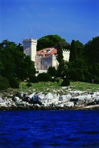 Urlaub Porec Hotel Castel Isabella