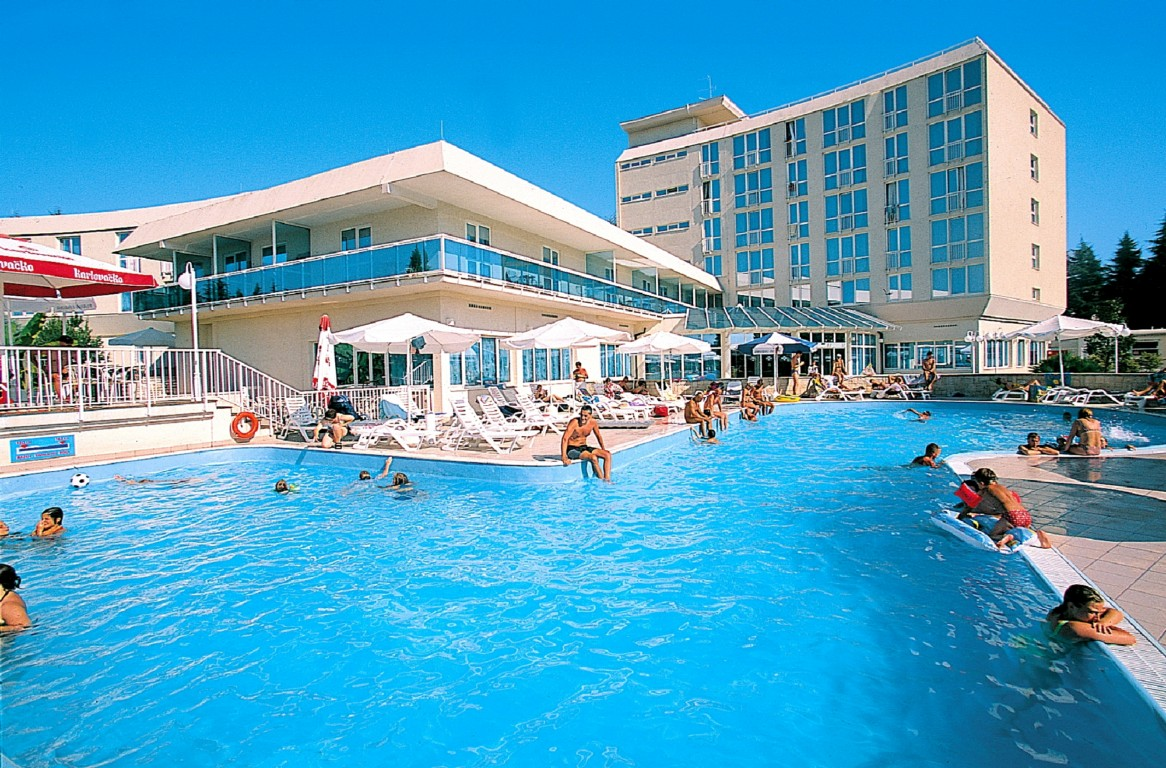 Hotel Park Porec Pool