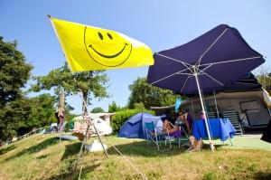 Standplatz Uvala Camping