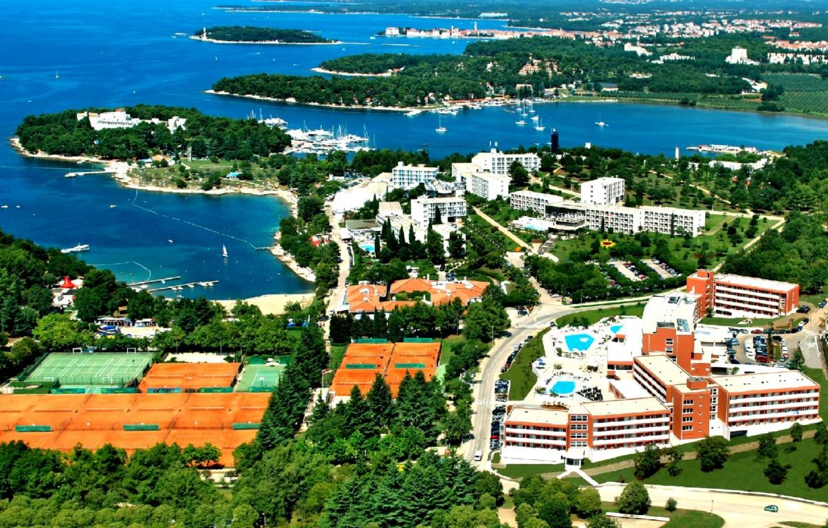 Hotel Zelena Laguna Resort Delfin